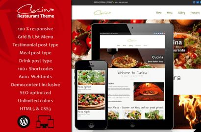 Cucina-Restaurant-theme-compressor