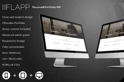 Flapp-Personal-Portfolio-compressor