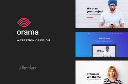 Orama-Theme-compressor
