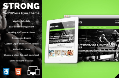 Strong-Fitness-Theme-compressor