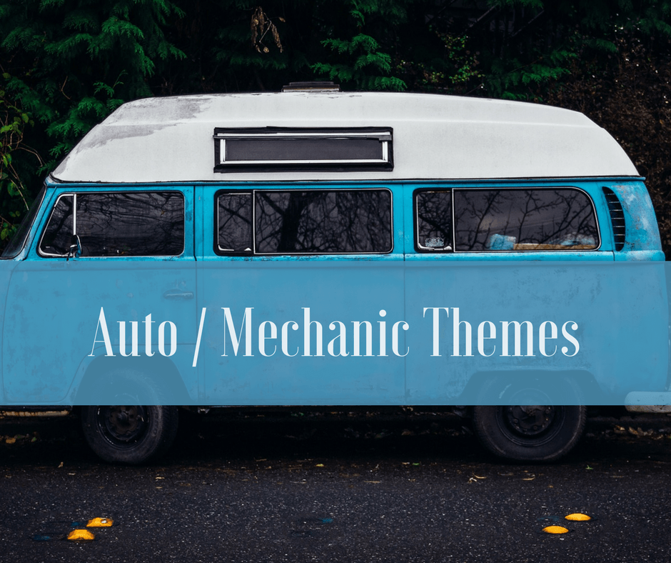 Category Auto – Mechanic Themes