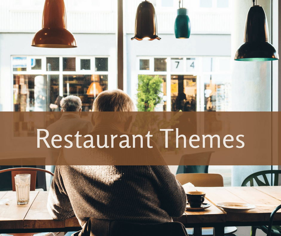 Category Restaurant Themes