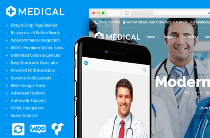 Medical Visual Modo