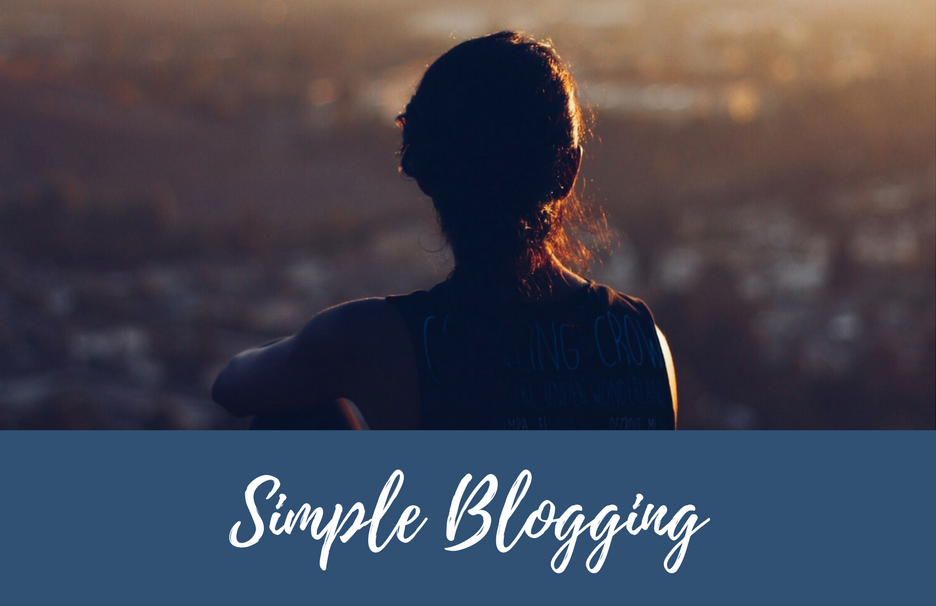 Simple Blogging Themes